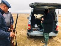 ESKİŞEHİR - Jandarma Ekiplerinden Kaçak Avcılara Suçüstü
