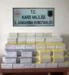 KAÇAK SİGARA - Kars'ta Kaçak Sigara Ele Geçirildi