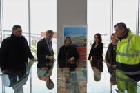 MILLETVEKILI - Milletvekili Atabek Cadde 54'Teki Çalışmaları İnceledi