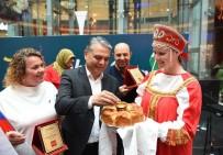 TÜRKİYE CUMHURİYETİ - Muratpaşa'da Pamfilya Ruhu