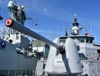DOĞU AKDENİZ - NATO'nun 'Dynamic Manta 2020' tatbikatı başlıyor