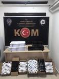 KAÇAK - Polisten Kaçak Deodorant Ve Sahte Alkol Operasyonu