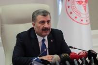 HELIKOPTER - Sağlık Bakanı Koca, Van Başkale'de Son Durumu Değerlendirdi