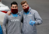 BEŞİKTAŞ - Trabzonspor'u Sörloth Ve Uğurcan Taşıyor