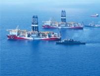 DOĞU AKDENİZ - Üçüncü sondaj gemisi yakında Türkiye'de olacak