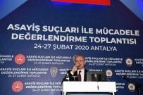 YABANCI TURİST - Vali Karaloğlu Açıklaması 'Önleyici Kollukta En İyi İl Antalya'