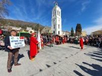GÖLBAŞI - Yunanistan'da Ezan Sesleri Yükseldi