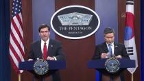 SAVUNMA BAKANI - ABD Kovid-19 Kaygısıyla Güney Kore'yle Ortak Askeri Eğitimleri Azaltıyor