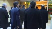 DIYANET İŞLERI BAŞKANLıĞı - Almanya'daki Irkçı Saldırıda Ölen İki Türk Vatandaşının Cenazesi Türkiye'de