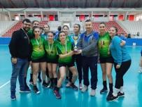 ANADOLU ÜNIVERSITESI - Anadolu Üniversitesi Yıldız Kadınlar Hentbol Takımı Türkiye Finallerinde