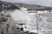 METEOROLOJI - Batı Karadeniz'de Fırtına Uyarısı