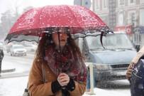 METEOROLOJI - Bayburt'ta Yağmurla Karışık Kar Yağışı Bekleniyor