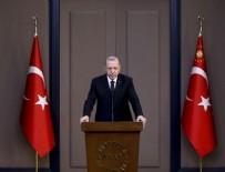 MİLYAR DOLAR - Cumhurbaşkanı Erdoğan: Libya'da 2 şehidimiz var