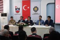JANDARMA KOMUTANI - 'Diyarbakır'a Hizmet Yolunda Buluşmaları' Çınar'da