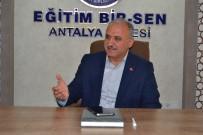 AZERBAYCAN - Eğitim Bir Sen Antalya Şube Başkanı Miran Açıklaması 'Hocalı Katliamının Hesabı Sorulmalı'