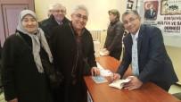 ESKİŞEHİR - Eskişehir Defterdarı Rahim Taş'ın Kitap Tanıtımı, İmza Günü Ve Söyleşi