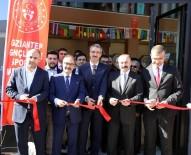 HALK OYUNLARI - GAÜN'de Coşkulu 'Uluslararası Kitap Kahve' Açılışı