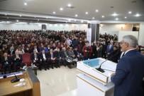 SOSYAL BELEDİYECİLİK - 'Hikayelerle Anadolu İrfanı' Konferansı İlgi Gördü
