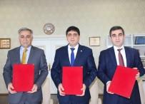 İL MİLLİ EĞİTİM MÜDÜRLÜĞÜ - Iğdır Üniversitesi İle İl Milli Eğitim Müdürlüğü, İŞKUR'la Mesleki Eğitim Kursu Protokolü İmzaladı