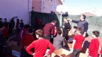 DEPREM - İlkokul Öğrencileri Depremzedeler İçin Yardım Topladı
