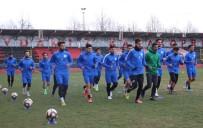 KULÜP BAŞKANI - Karaköprü Belediyespor Tokatspor Maçına Hazırlanıyor