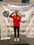 MAMAK BELEDIYESI - Mamak Belediyesi Tekvando Takımı, Başarısını Bir Kez Daha Kanıtladı