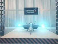 İNSANSIZ HAVA ARACI - Milli savaş uçağı için yüksek gerilim sınavı
