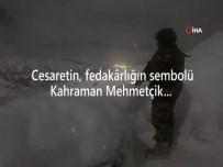 MEHMETÇIK - MSB'den Mehmetçik için 'Kış' paylaşımı