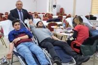 KAN BAĞıŞı - Ormanlı'da Rekor Kan Bağışı