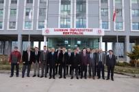 JANDARMA KOMUTANI - Samsun'da Üniversitelerin Güvenliği Emin Ellerde