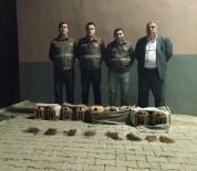 KAÇAK - Şanlıurfa'da Kaçak Avlanmış 9 Kınalı Keklik Ele Geçirildi