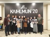 DOĞU AKDENİZ - Şehit Gökhan Esen Anadolu İmam Hatip Lisesi KAİHLMUN'20'ye Katıldı