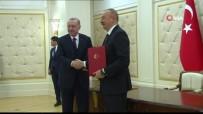 İÇIŞLERI BAKANLıĞı - Türkiye İle Azerbaycan Arasında 14 Anlaşma İmzalandı