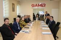 JANDARMA KOMUTANI - 112 Acil Çağrı Hizmetleri İl Koordinasyon Toplantısı Yapıldı