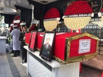 KARA KUVVETLERİ KOMUTANI - 28 Şubat Sanıklarından Hikmet Köksal'ın Cenazesi Defnedildi