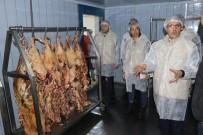 SÜT ÜRÜNLERİ - Ağrı'da Gıda Denetim Seferberliği Tamamlandı