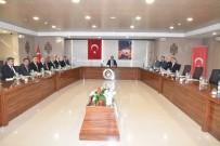 JANDARMA KOMUTANI - Balıkesir'de Üniversite Güvenlik Toplantısı Yapıldı