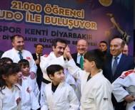 İÇIŞLERI BAKANLıĞı - Diyarbakır'da 21 Bin Öğrenci Judo İle Buluşuyor