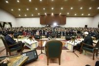 HACI BAYRAM-I VELİ - Dünya Kur'an Okuma Birincileri Ürgüp'te Programa Katıldı
