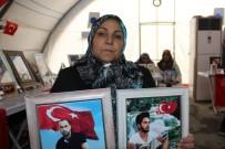 UMUTLU - HDP Önündeki Ailelerin Direnişi 177'Nci Günde