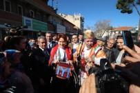 MERAL AKŞENER - İYİ Parti Genel Başkanı Akşener Balıkesir'de