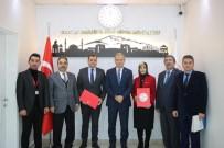 TÜRK KıZıLAYı - Kayseri'de Dezavantajlı Vatandaşlar İçin İş Eğitimi Protokolü İmzalandı