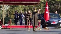 ÜRDÜN - Orgeneral Güler, Ürdün Genelkurmay Başkanı İle Görüştü