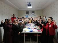 TÜRK KıZıLAYı - (Özel) Görme Ve İşitme Engelli Kursiyerlerden İdlib'e El Emeği Göz Nuru Yardım