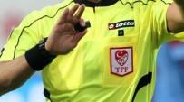 KARAGÜMRÜK - TFF 1. Lig'de 25. Haftanın Hakemleri Açıklandı