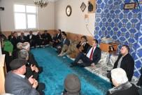 JANDARMA KOMUTANI - Vali Akbıyık'tan Başkan Zibek'e Taziye Ziyareti