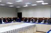 TURİZM BAKANLIĞI - DTSO Heyetinden IKBY Dışişleri Bakanı Safeen Dizayee'ye Ziyaret