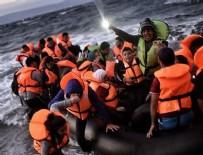 HAİN SALDIRI - Mülteci akınının başlaması Yunanistan'ı paniğe soktu