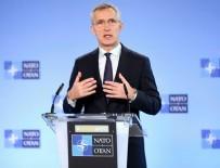 KUZEY AMERIKA - NATO'dan İdlib açıklaması