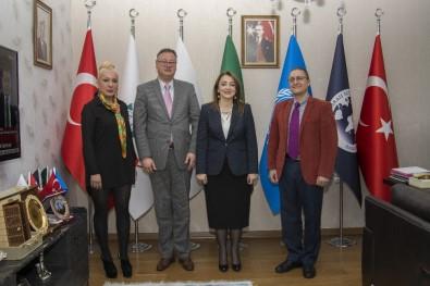 Başkan Atasoy Açıklaması 'Sırbistan Ticaret Odası İle Ekonomi Alanında Protokol İmzalayacağız'